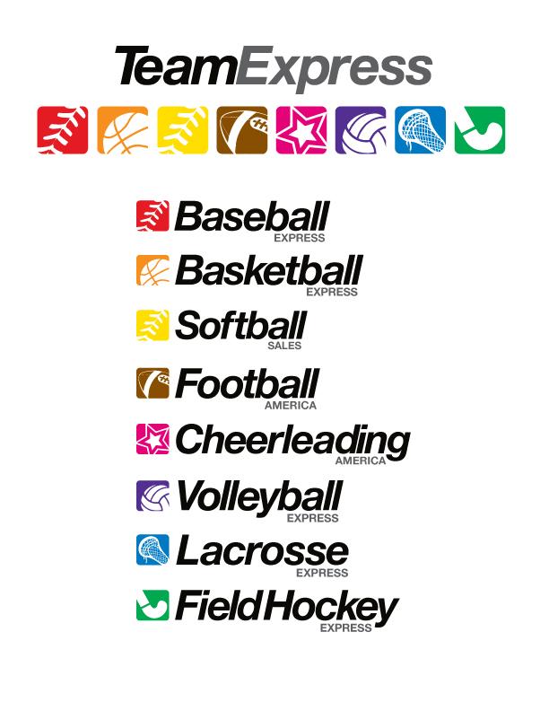 TeamExpress Logos