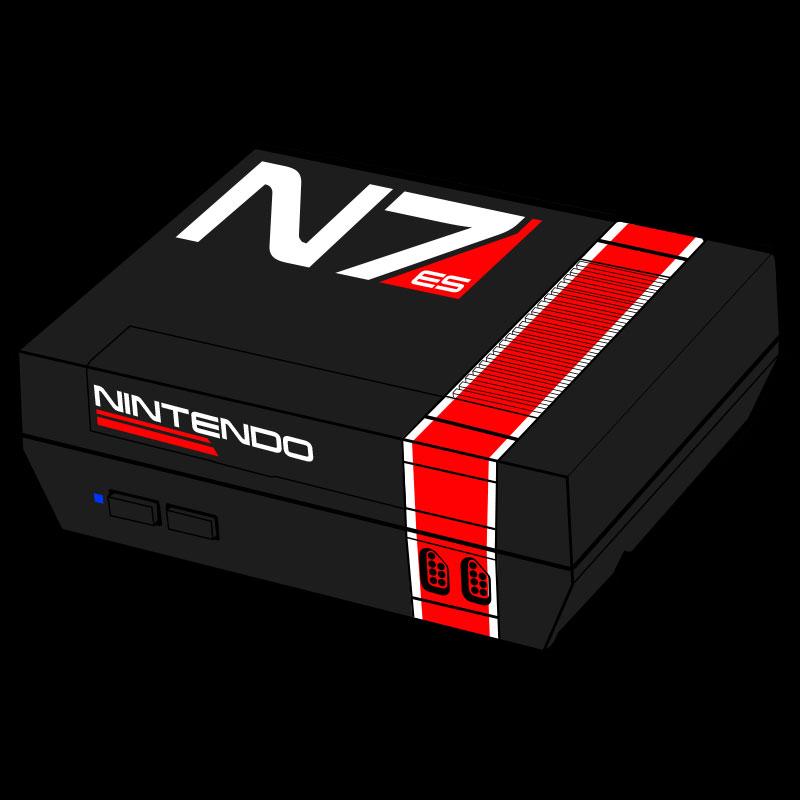 Vector N7 NES