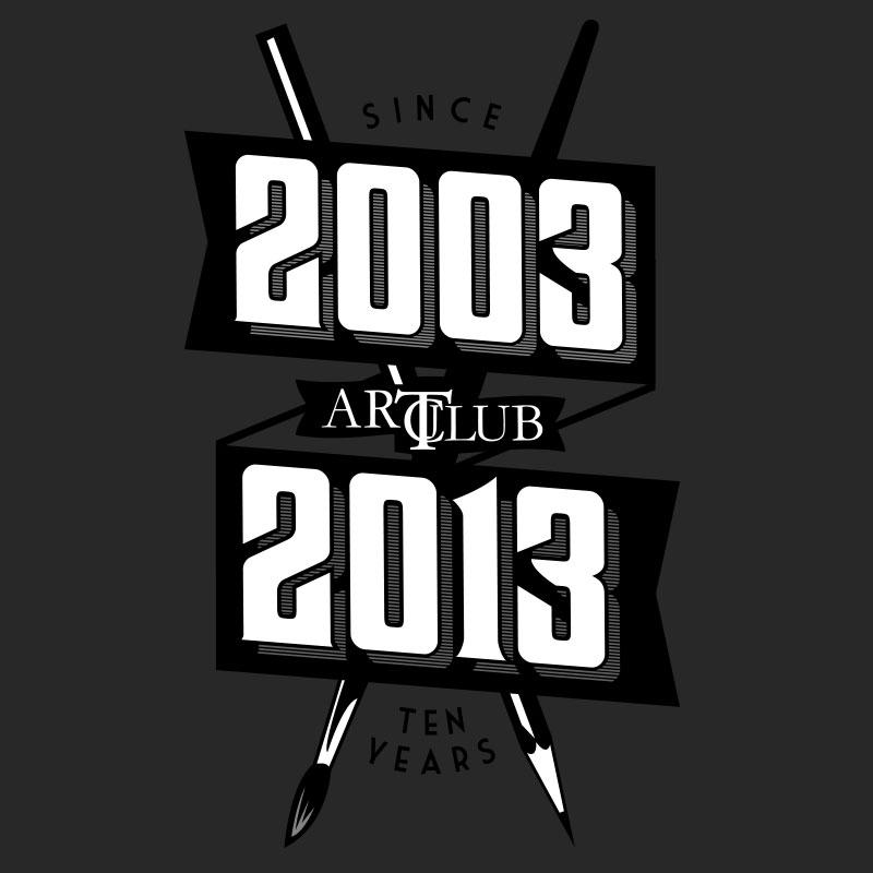 TJC Art Club Logo
