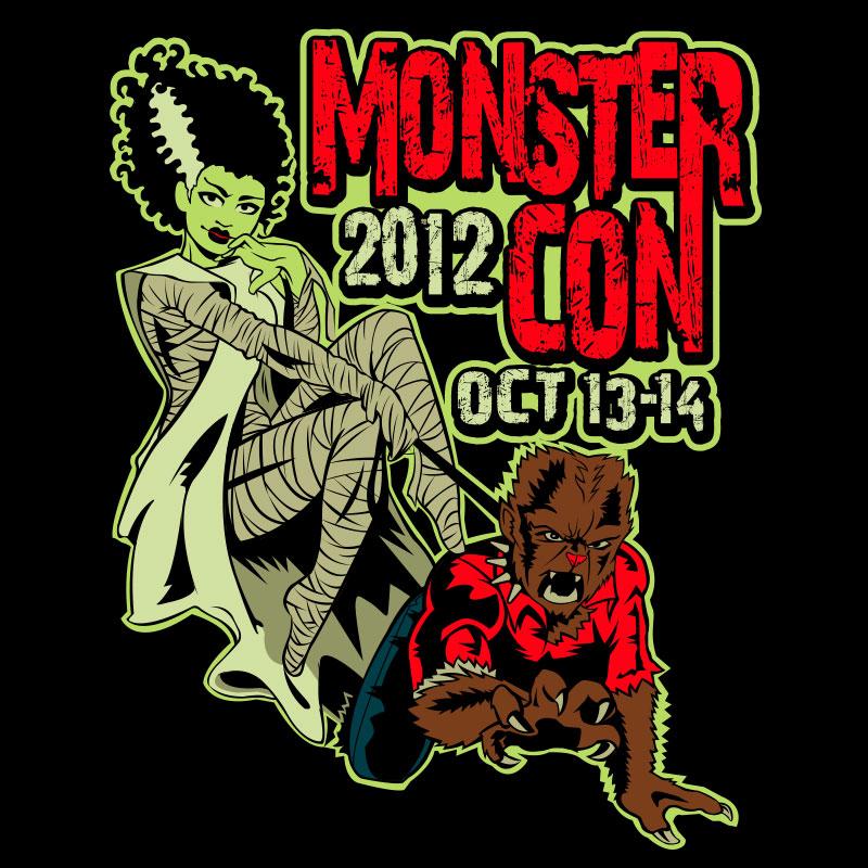 Monster Con Logo